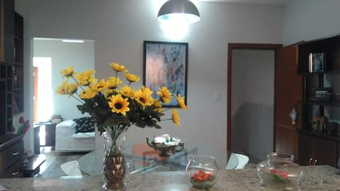 Comfortable apartment well located in the center