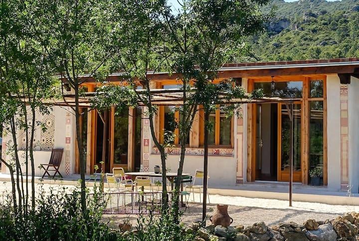 Maison de vacances pleine nature