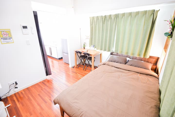 New! Clean Room! 5mins to Miebashi/Tomarin! 5A