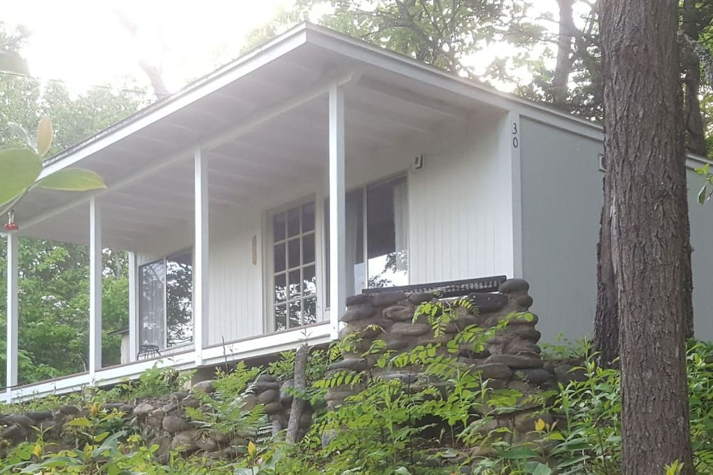 Tiny Home In The Woods Cabins For Rent In Black Mountain