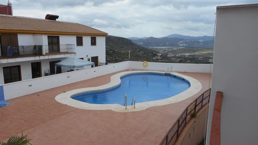 Casa Walker, Alcaucin - Alcaucín - Wohnung