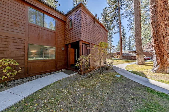 #85. Private gated community on Lake Tahoe.  3 bedroom Town home w/private beach.