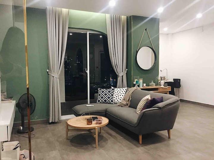 Modern apartment very near international airport