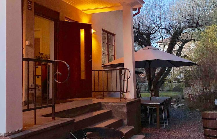 Charming accommodation very close to city center