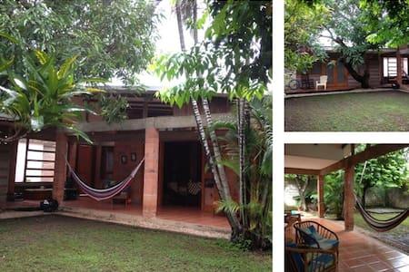 "Habitación ""Casa de ladrillo"" - Libèria - Casa"