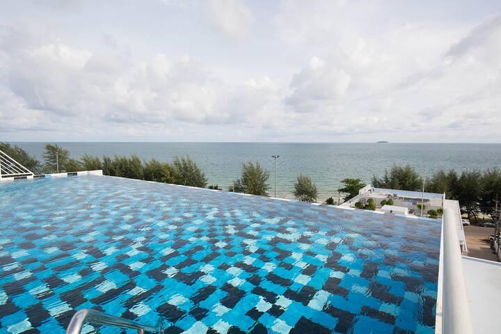 Grandbeach2 Codo sea view