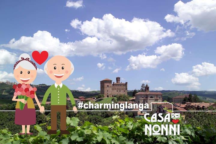 Casa dei Nonni #charminglanga