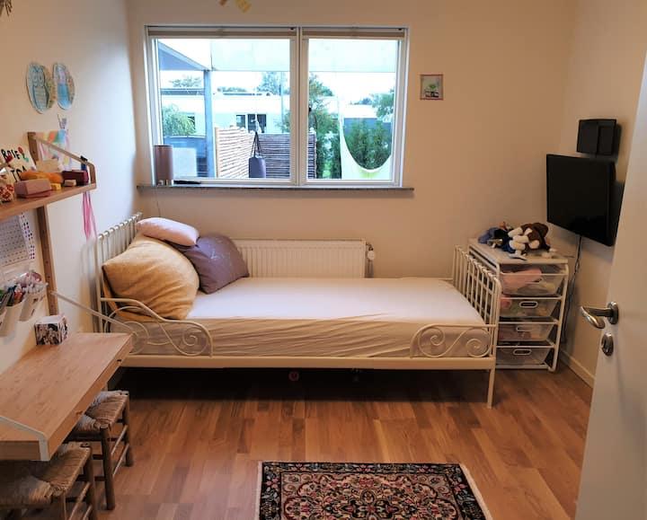Nyrenoverede værelse - Bedste beliggenhed (r)