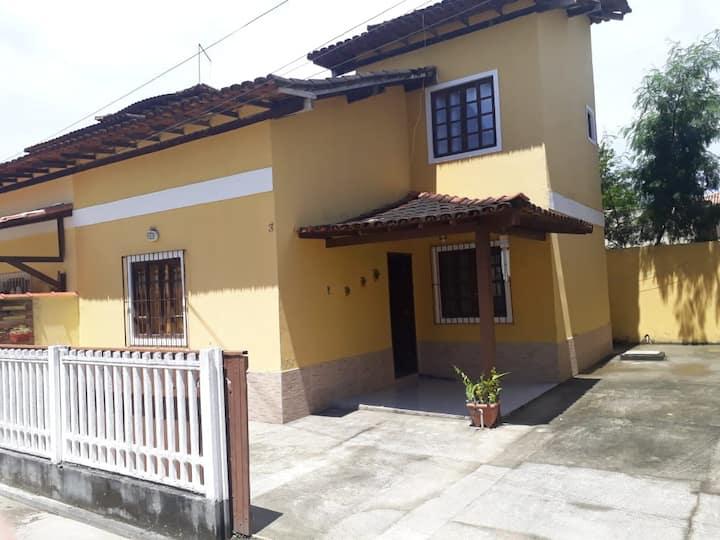 Casa de praia em Rio das Ostras