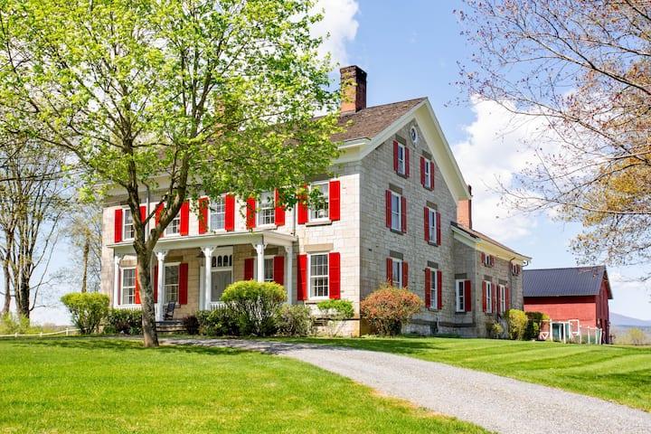 Newly Renovated Farmhouse at Stone Ridge