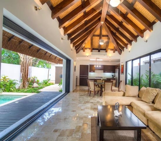 Luxury Private 3 Bedroom House in Tulum Downtown
