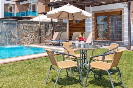 YUHVRHD403 A luxury Villa in Rhodes - Kiotari