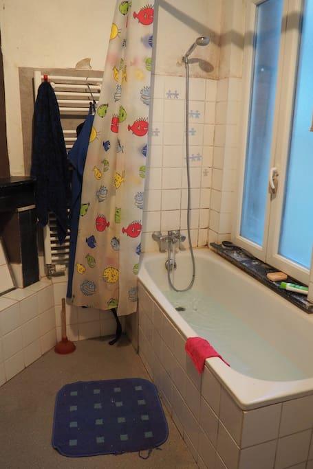 salle de bain -bathroom