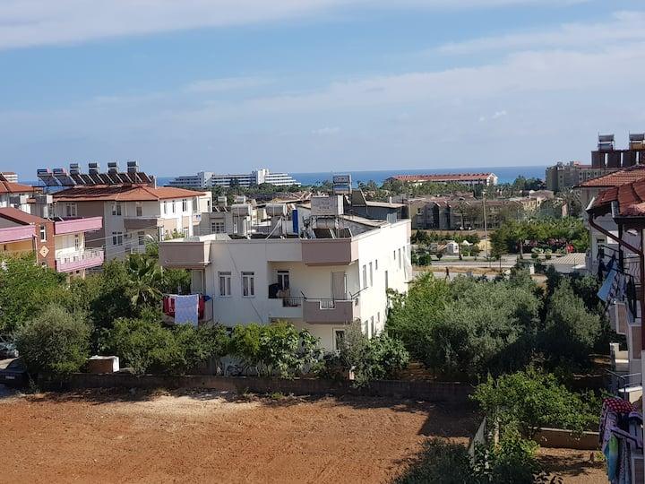 Mavi Bayraklı plajı ile Kızılağaç Turuzim Bölgesi