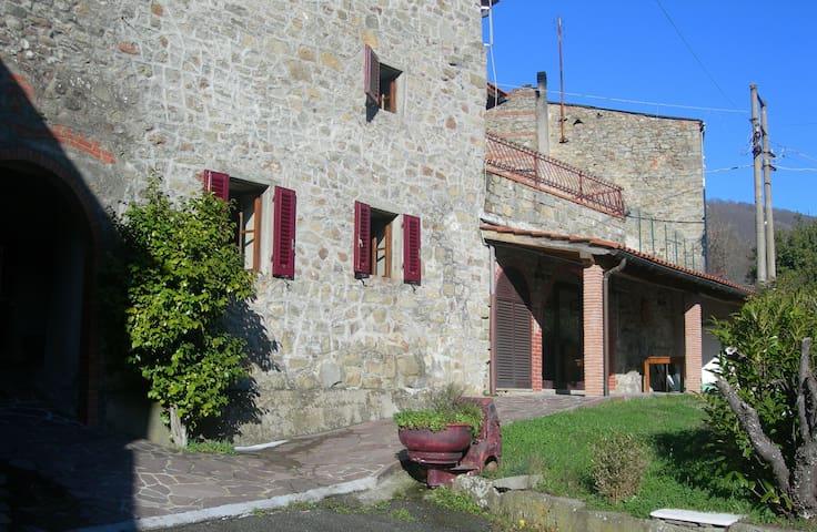 Casa il Gelsomino con piscina - Pescia - Casa