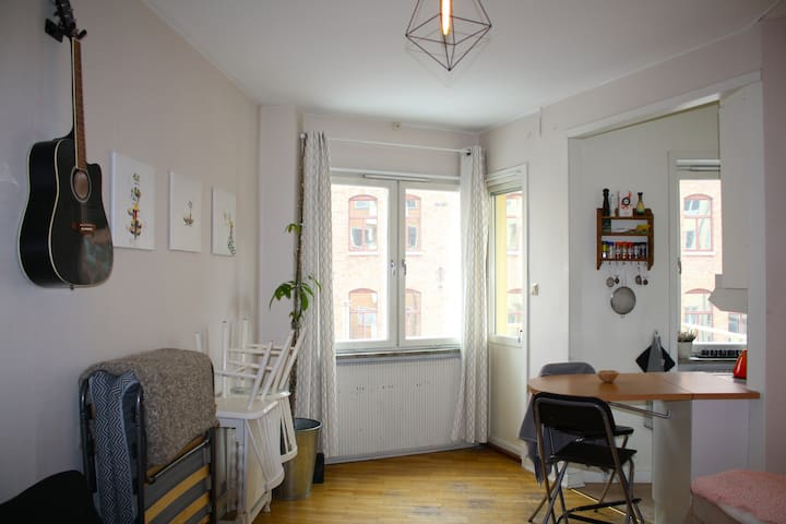 Neat Studio in one of Stockholms best locations!