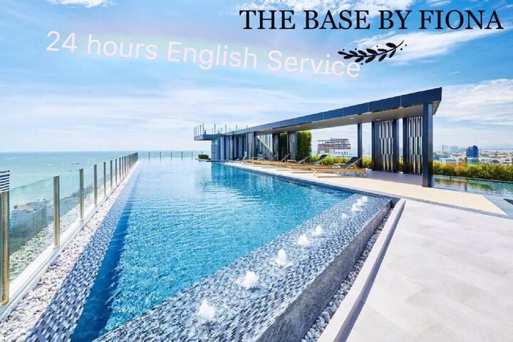 THE BASE FIONA/ENGLISH SERVICE/SKY SWIMMING POOL