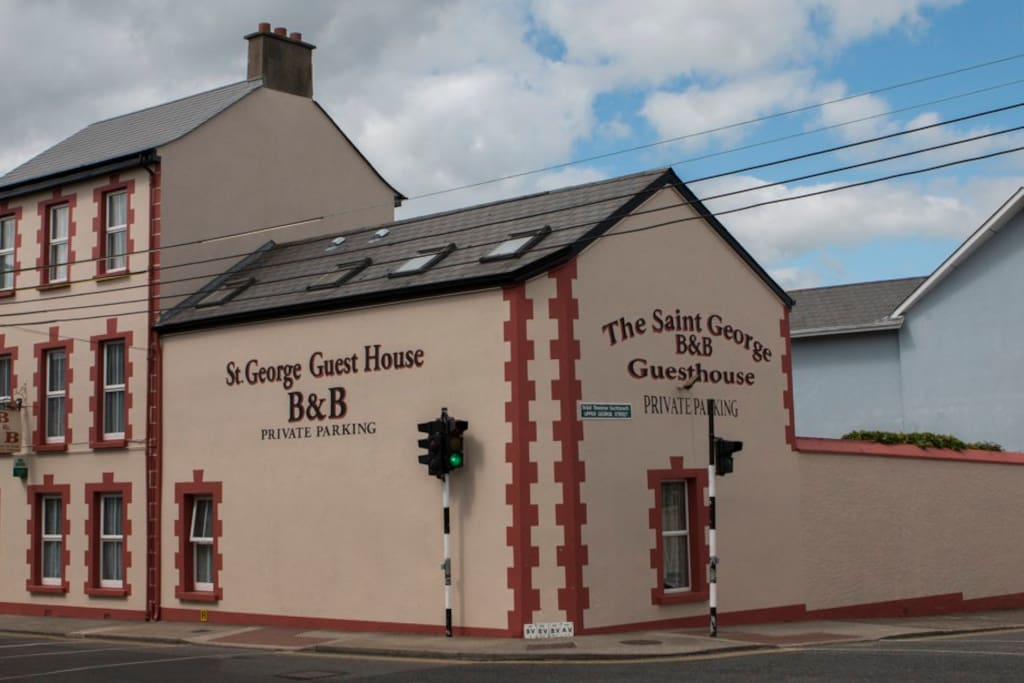 Bed And Breakfast Wexford Town