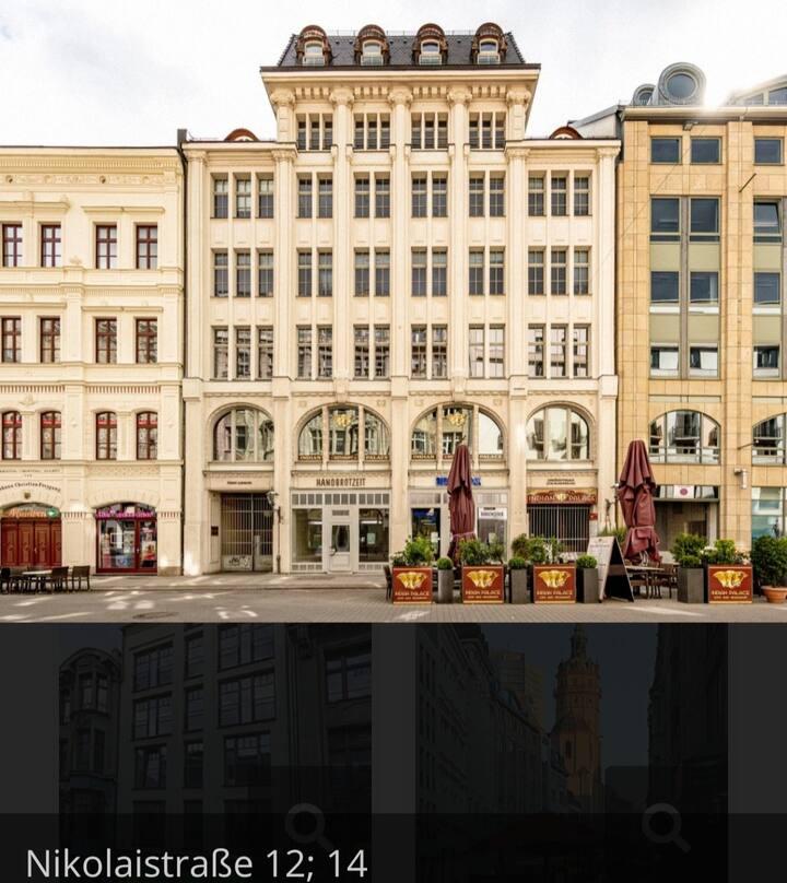 Minimalistisches 1-Zimmer Apartment im Zentrum