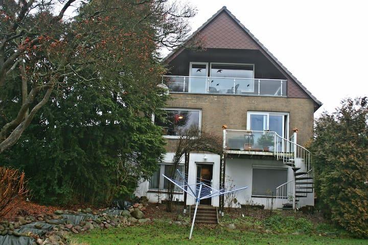 Gemütliches Zimmer auf dem Lande - Schönhorst - Wohnung