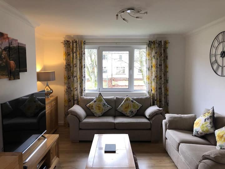 3 Bedroom Apartment, Inverlochy FortWilliam