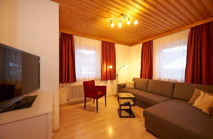 Apartments Neue Post - Apartment Glockner