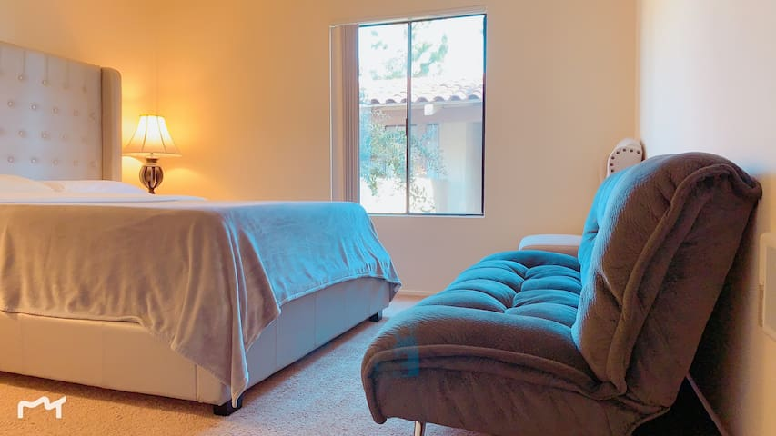 ❀lovely 1 BR/1BA ❀ ⑤ Mins Drive to Disney