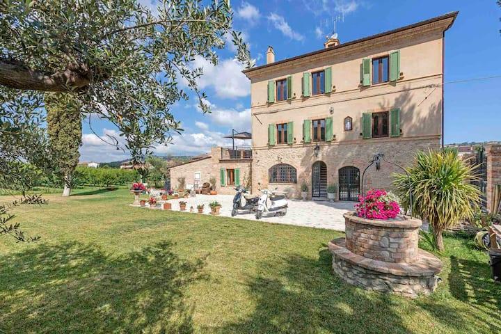 """Villa Caravaggio - Apartment """"Limone"""""""