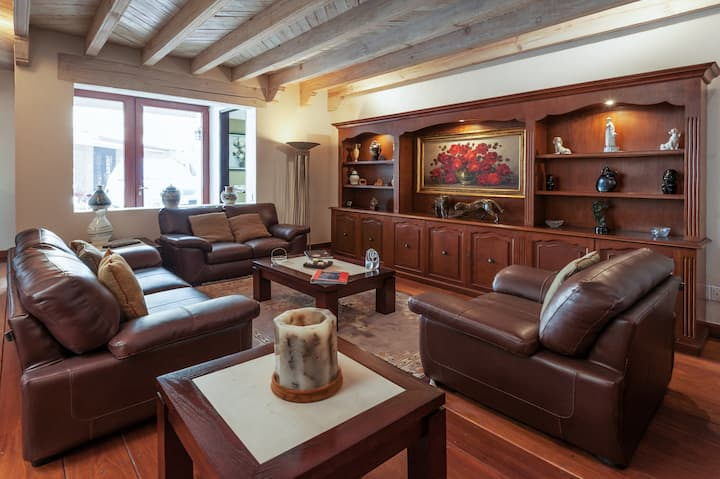 Lovely & modern house in the heart Coyoacan