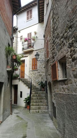 Apartment in the Medieval Castle of Ripa