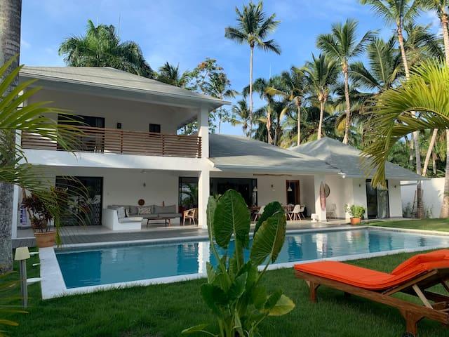 Villa Panama Grande villa proche de la plage