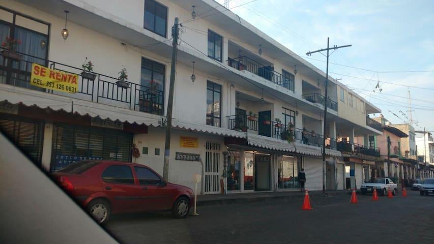 Apartamento disponible en centro de Jiquilpan - Jiquilpan de Juárez - Appartement