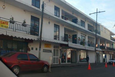 Apartamento disponible en centro de Jiquilpan - Jiquilpan de Juárez
