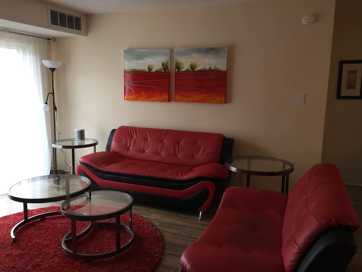 Executive condo near the Ambassador Bridge & UofW