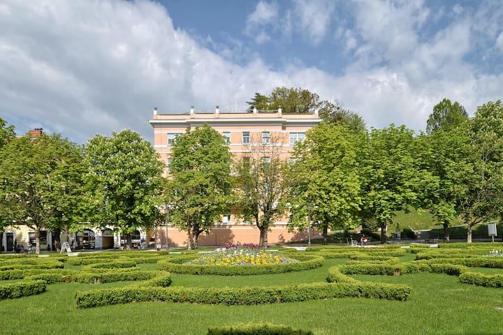 Apartment Ljubljanski Dom Rogaška *** - Rogaška Slatina - Pis