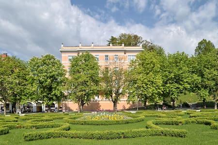 Apartment Ljubljanski Dom Rogaška *** - Rogaška Slatina