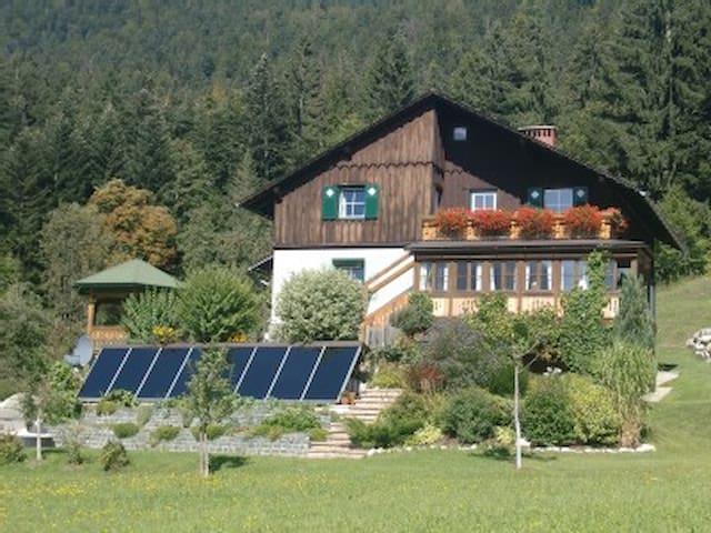 Haus Brandstätter - Untertressen - Apartament