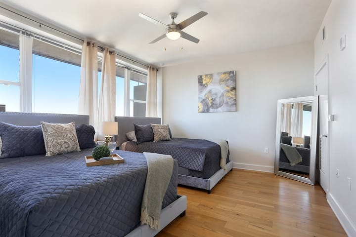 ★ Gorgeous 1Bedroom in Downtown near to FQ ! ★