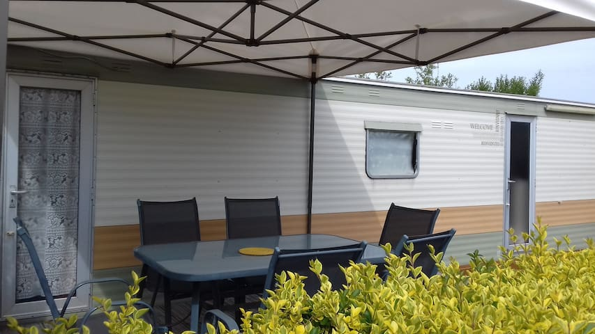 mobil home CANCALE