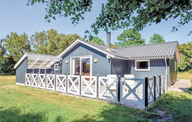 Holiday cottage with 3 bedrooms on 85m² in Humble