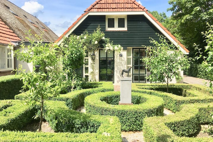 Boutique Holiday Home in Nieuwleusen near the Forest
