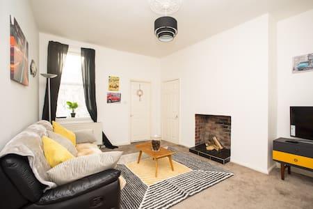 Two Bedroom Charming Apartment - 泰恩河畔紐卡斯爾(Newcastle upon Tyne)