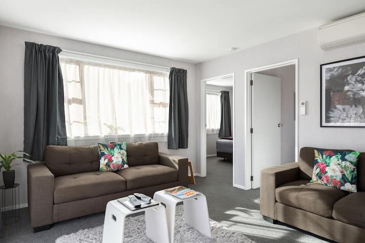 Two Bedroom at Arrowtown Motel Apartments