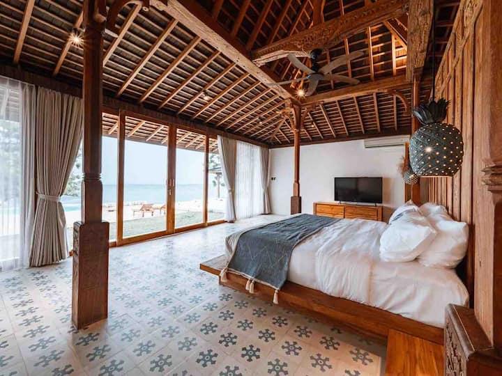 1 bedroom in Villa Victoria , private jacuzzi pool