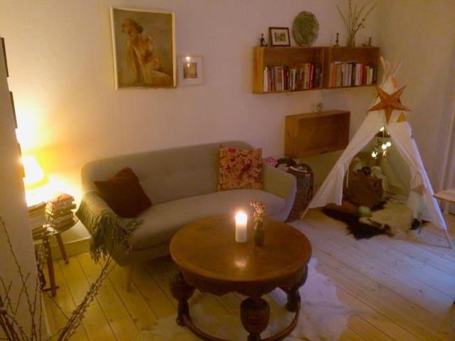 Camilla & Sarahs - København - Apartment