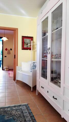 La casa di Alberto - Porto Cesareo - Lejlighed
