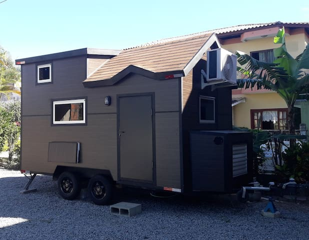 Tiny House (Trailer) - Igleses - Florianópolis