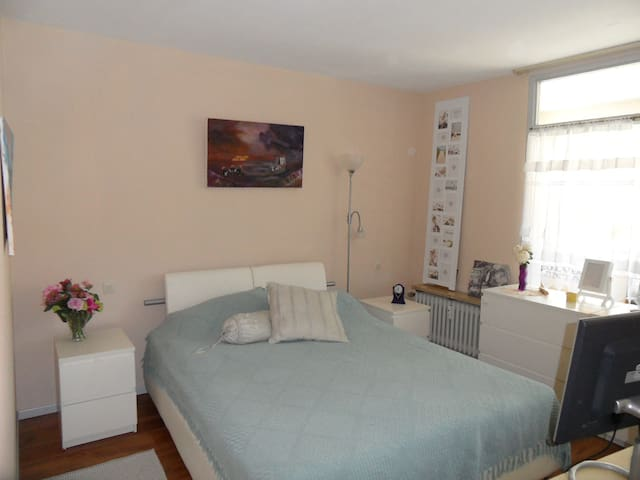 1 Fantastic Double bedroom + bike!!!