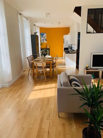 Très bel appartement à 15 minutes du Futuroscope