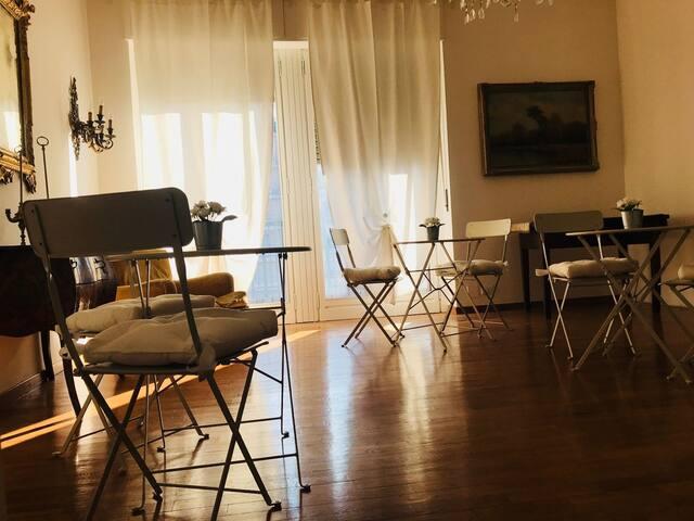 """Torino zona Valentino """" D'Azeglio Suites 3"""""""